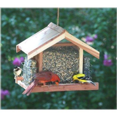 hopper bird feeders